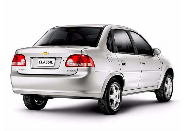 Chevrolet Corsa Special – similar o similar