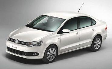 Volkswagen Vento manual o similar