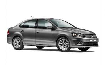 Volkswagen Polo o similar-Caja manual