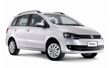 Volkswagen Suran o similar