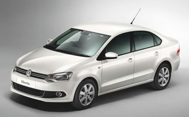 Volkswagen Vento manual o similar