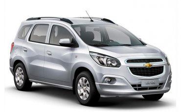 Chevrolet Spin o similar